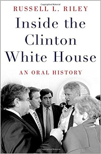 Book Cover: Inside the Clinton White House